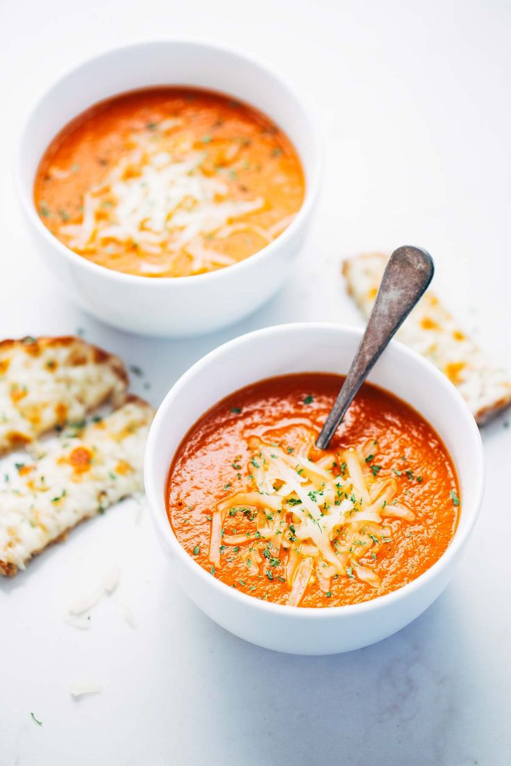 Homemade Tomato Soup Recipe  6 Delicious Ve arian Dinner Ideas for Fall The