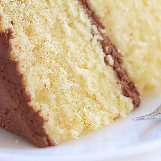 Homemade Yellow Cake  Homemade Yellow Cake Mix Recipe – iSeeiDoiMake
