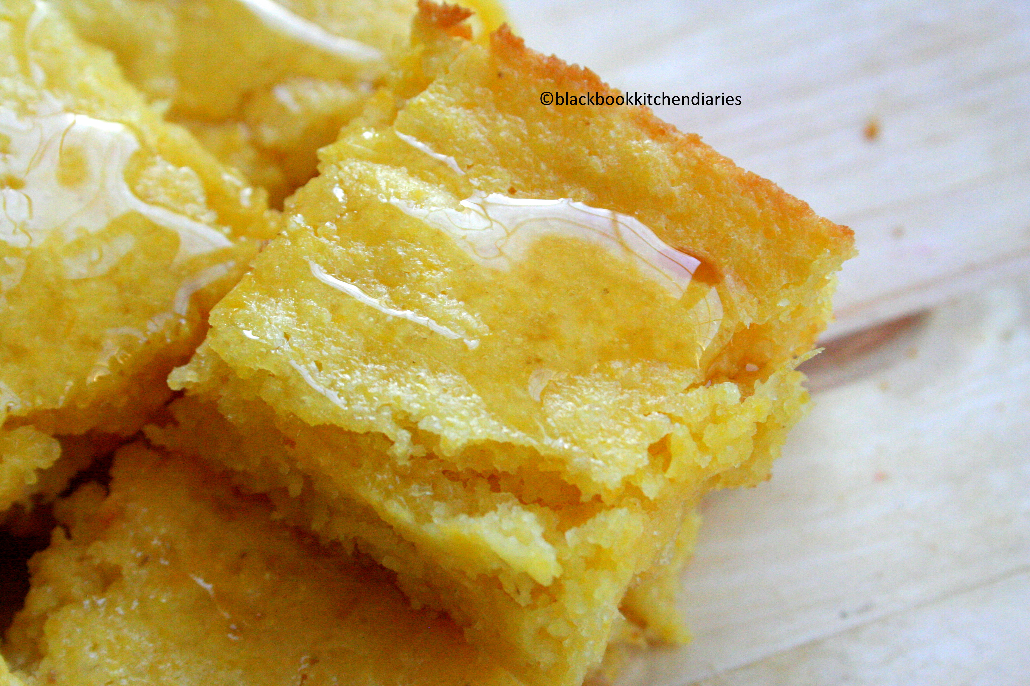 Honey Cornbread Recipe  Honey Cornbread