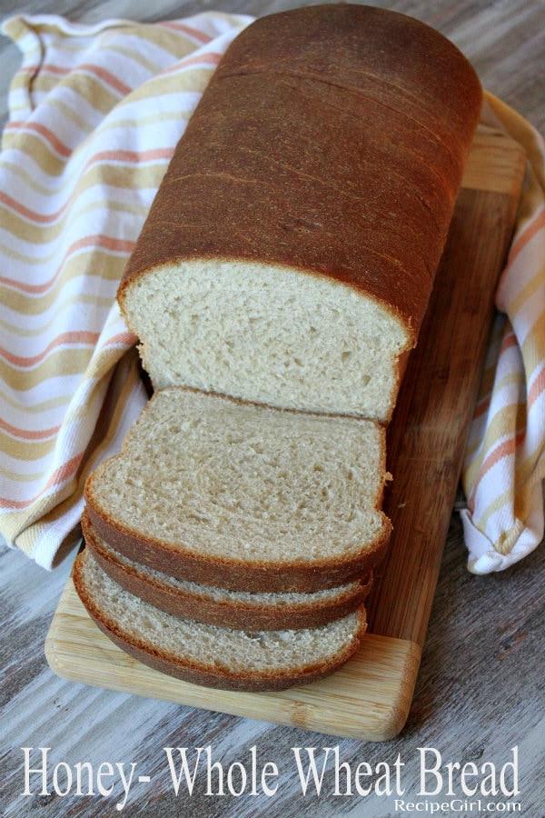 Honey Whole Wheat Bread Recipe  Honey Whole Wheat Bread Recipe — Dishmaps