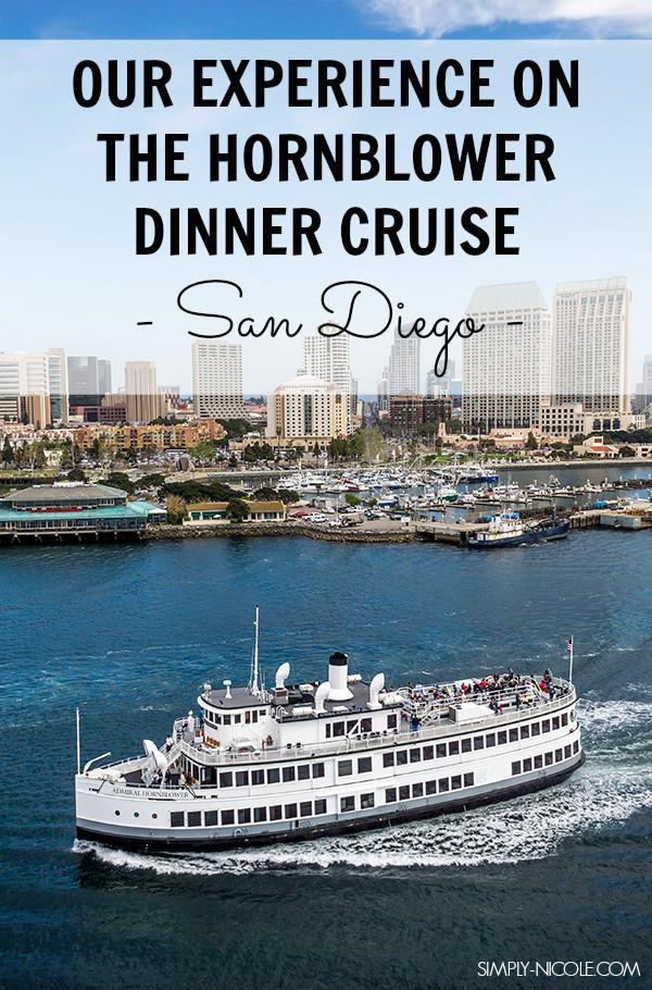 Hornblower Dinner Cruise  Hornblower Dinner Cruise San Diego Simply Nicole