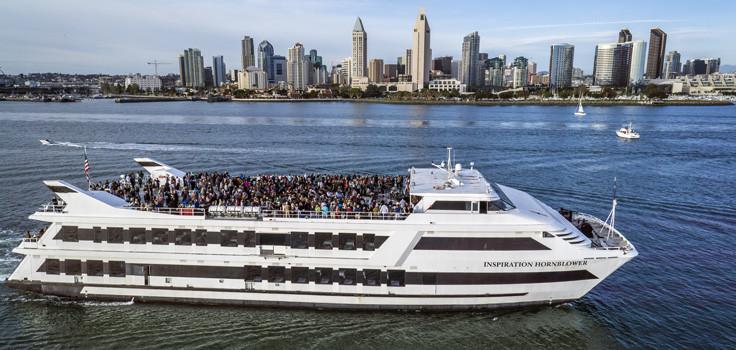 Hornblower Dinner Cruise  Hornblower Cruises San Diego