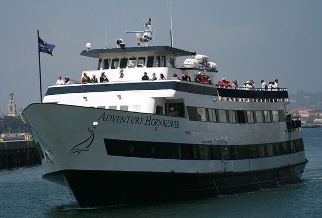 Hornblower Dinner Cruise  Hornblower Cruises & Events Visit Oceanside