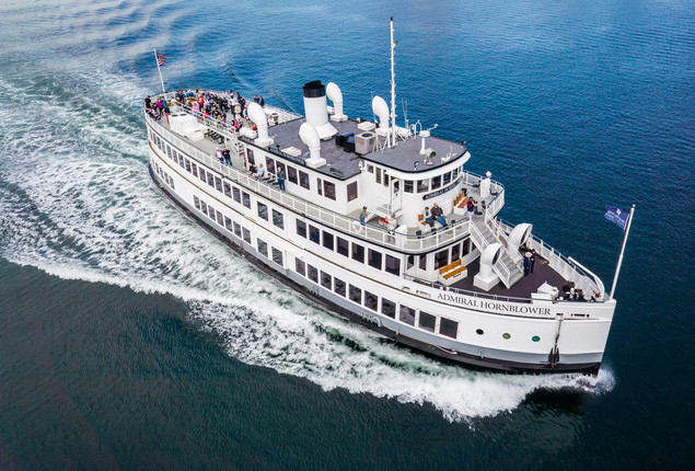Hornblower Dinner Cruise  San Diego Dining Cruises Boat Tours & Events