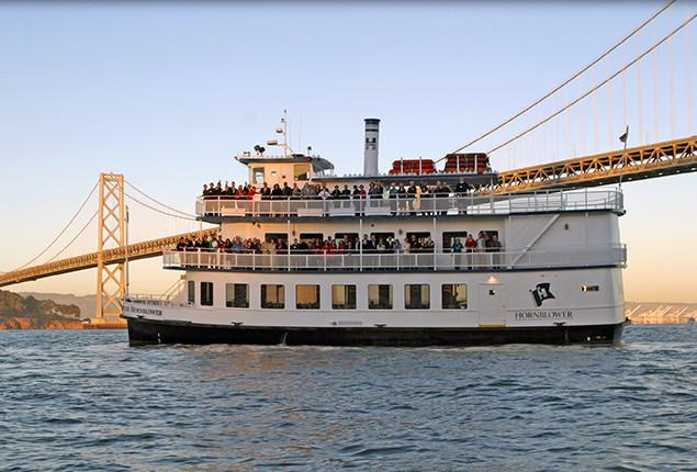 Hornblower Dinner Cruise  Hornblower Dinner Cruises Wedding Cruises & Yacht Charters