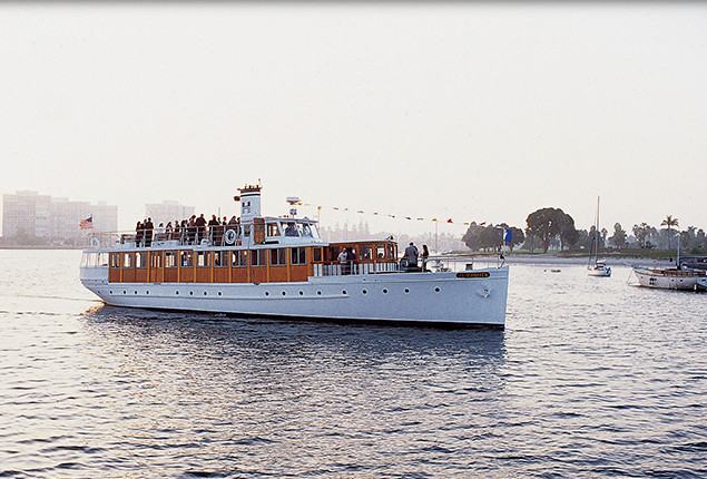 Hornblower Dinner Cruise  Newport Beach Dining Cruises Boat Tours & Events