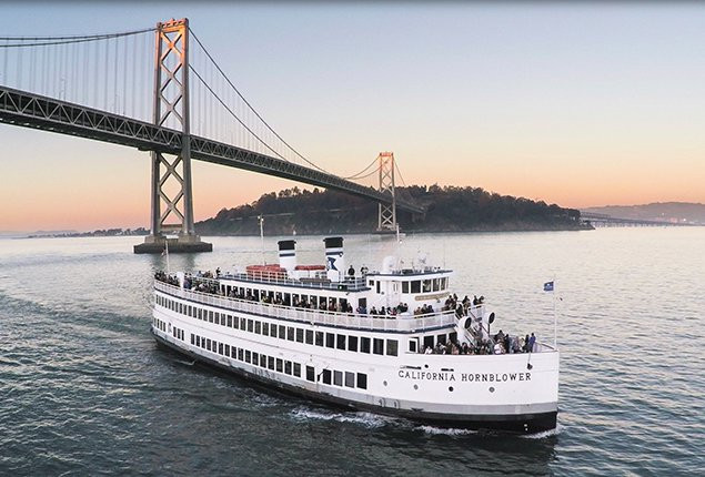 Hornblower Dinner Cruise  San Francisco Cruises Yacht Charters & Private Events