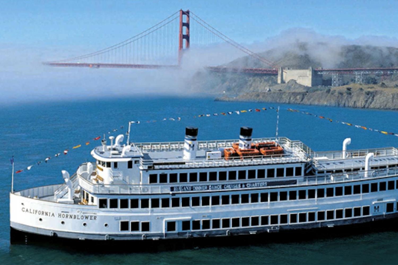 Hornblower Dinner Cruise  Hornblower Dinner Dance Cruise San Francisco