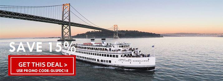 Hornblower Dinner Cruise  Hornblower San Francisco Dinner Cruise Discount Coupons