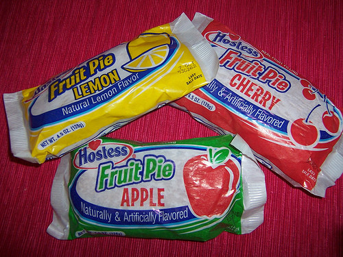 Hostess Fruit Pies  Sunday Hostess Memories… Sniff