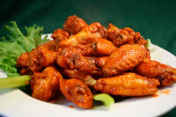 Hot Chicken Wings  Best Chicken Wings in Liberty Village