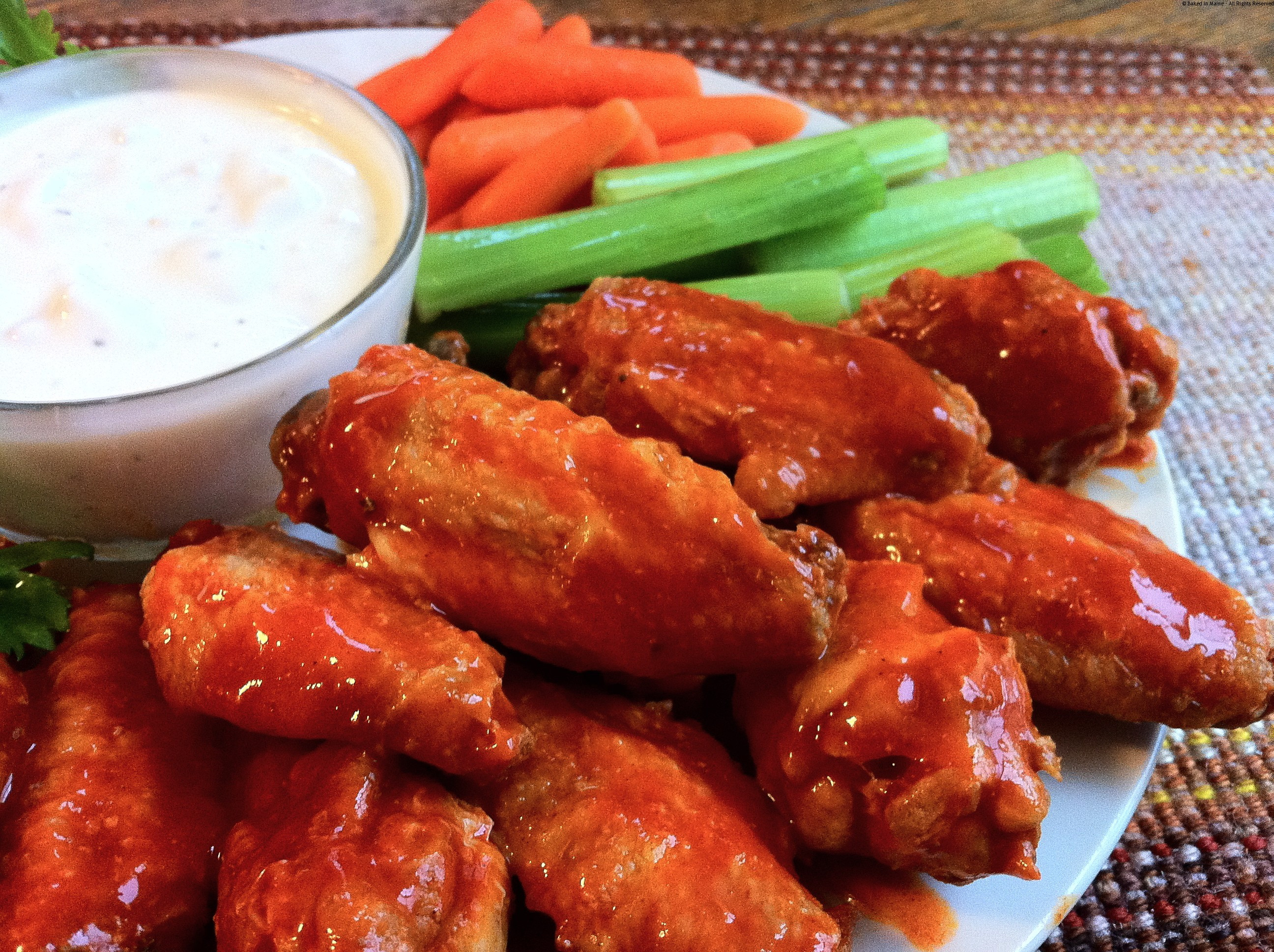 Hot Chicken Wings  Momzinga's TACO TUESDAY How to Make Authentic Buffalo