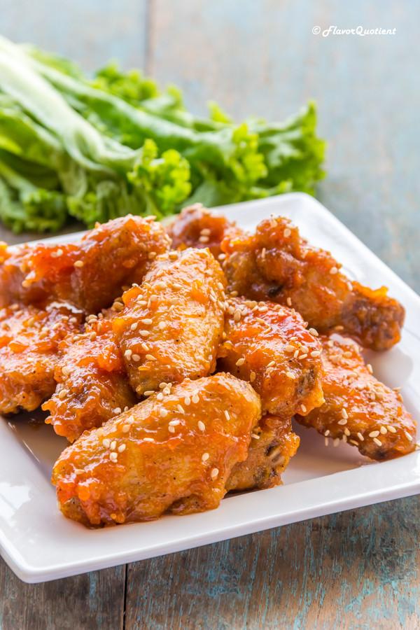 Hot Chicken Wings  Hot & Spicy Chicken Wings Flavor Quotient