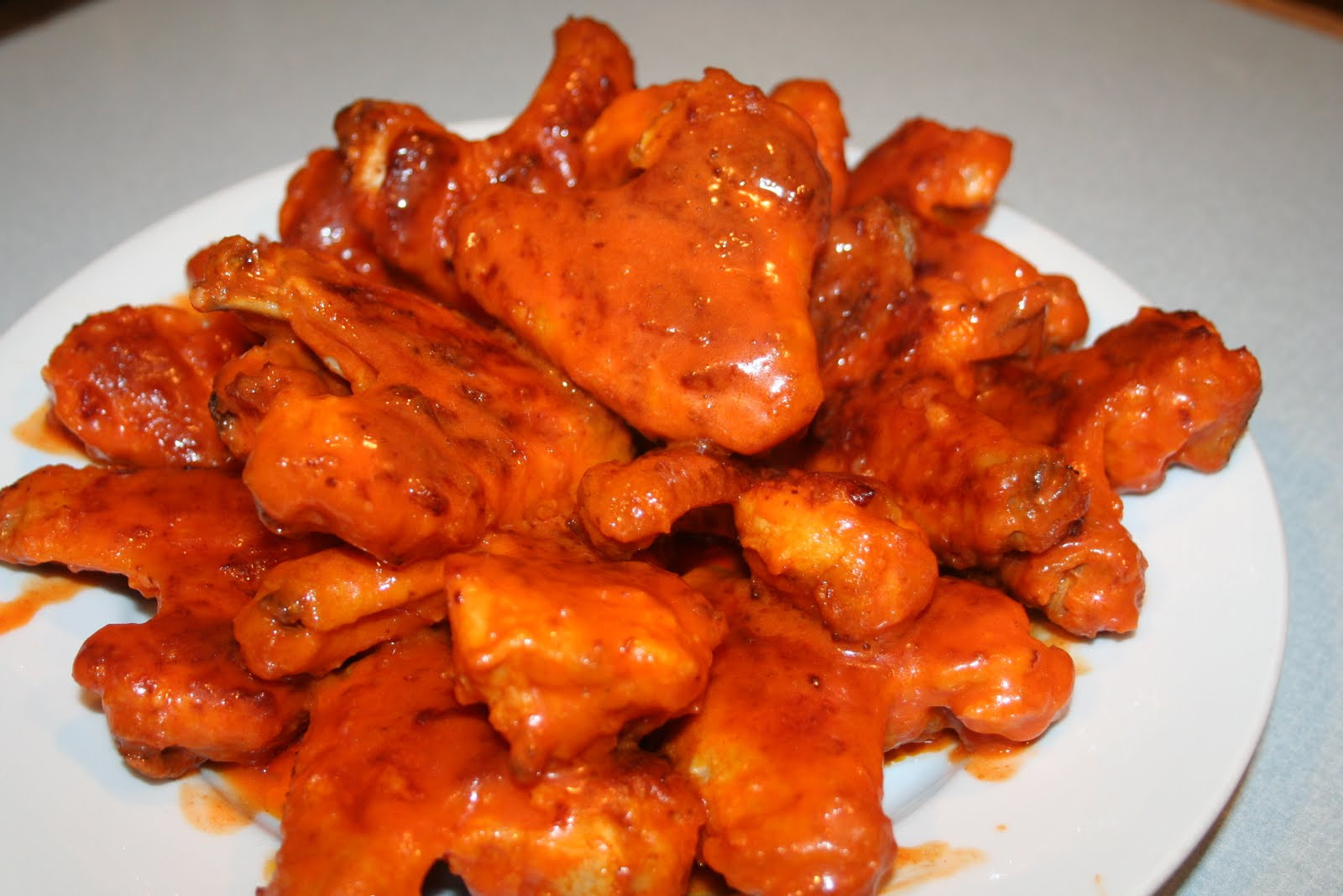 Hot Chicken Wings  COOK WITH SUSAN Easy Spicy Double B Wings