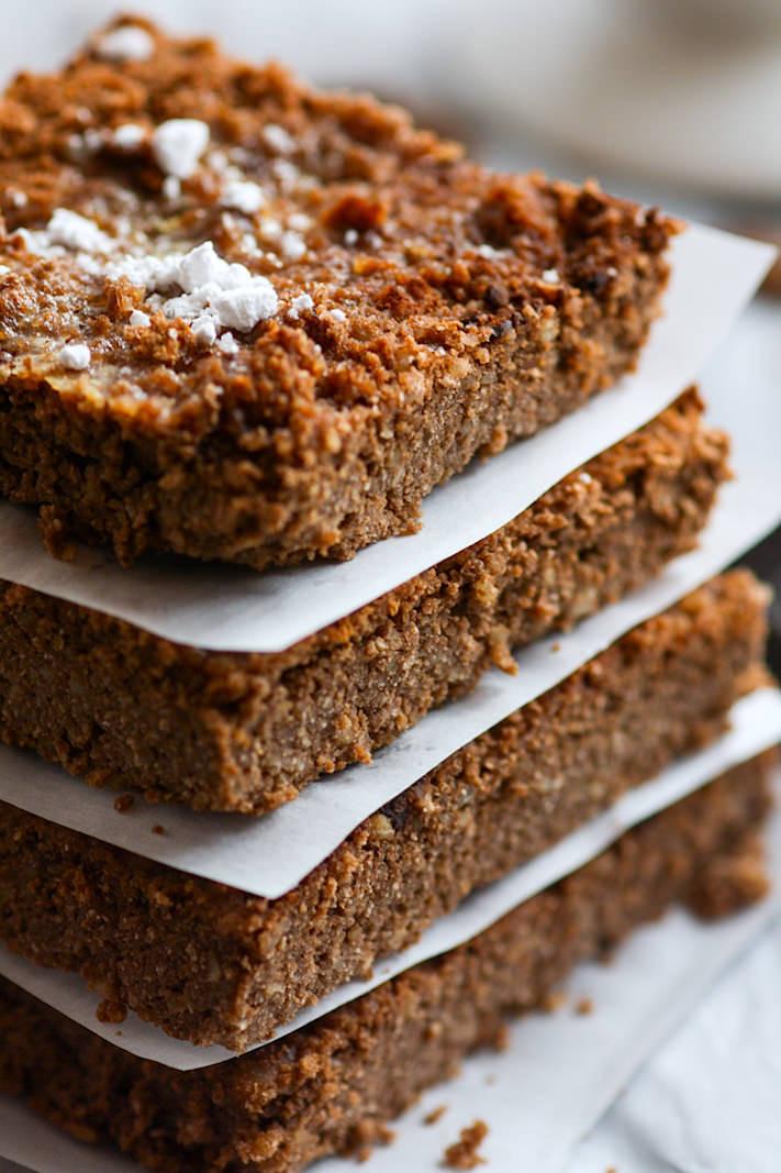 Hot Chocolate Brownies  Amazing Hot Chocolate Brownies Grain Free