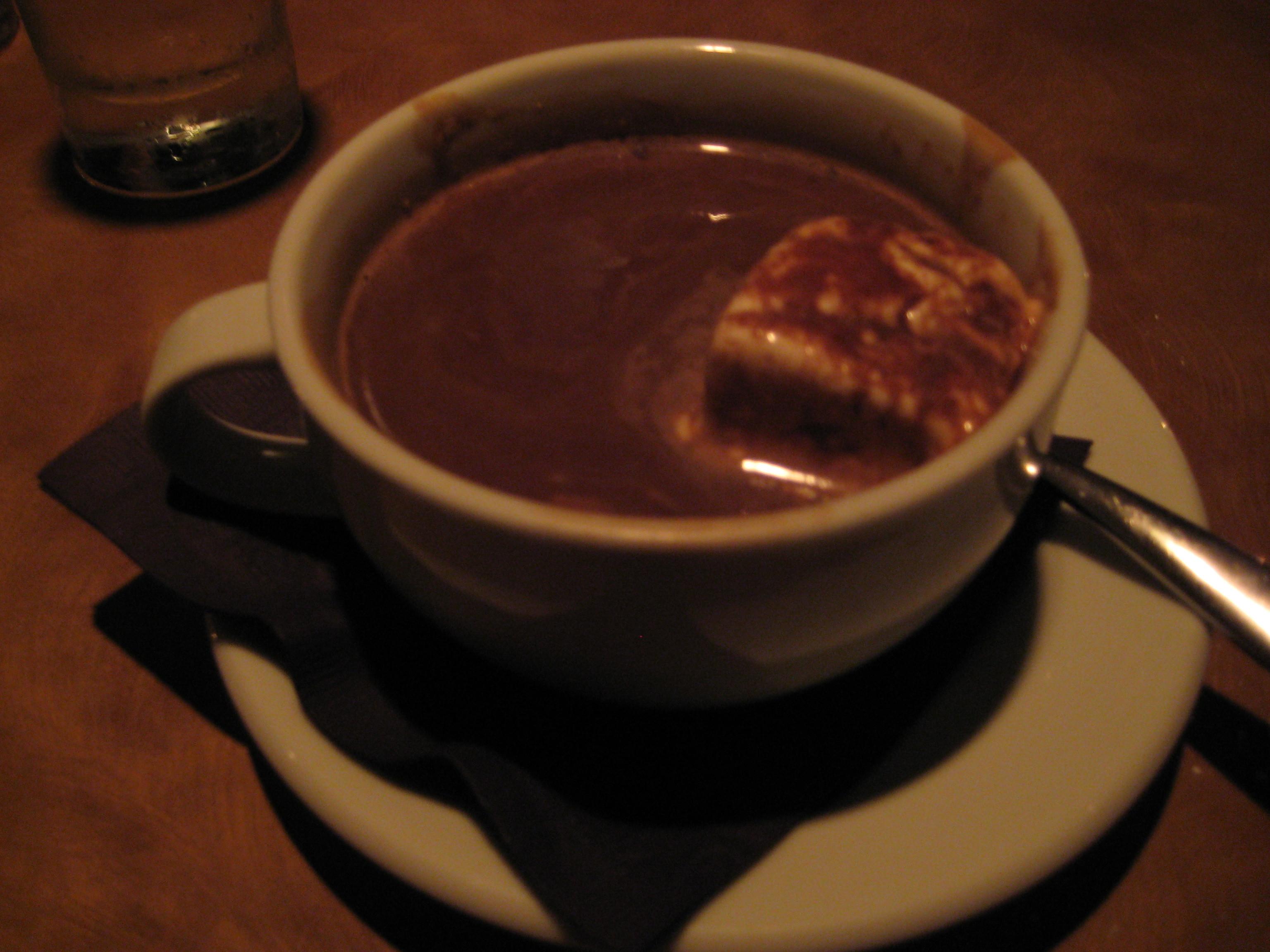 Hot Chocolate Chicago  Mindy's Hot Chocolate Restraurant Dessert Bar Pastries
