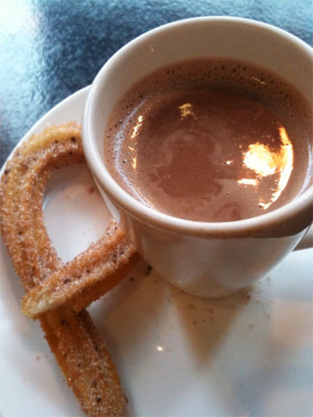 Hot Chocolate Chicago  Head to Xoco for the Best Hot Chocolate in Chicago
