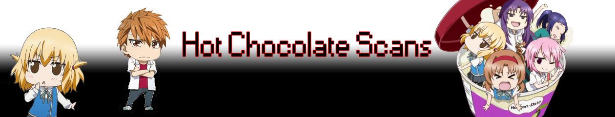 Hot Chocolate Scans  Konjiki no Moji Tsukai Chapter 5