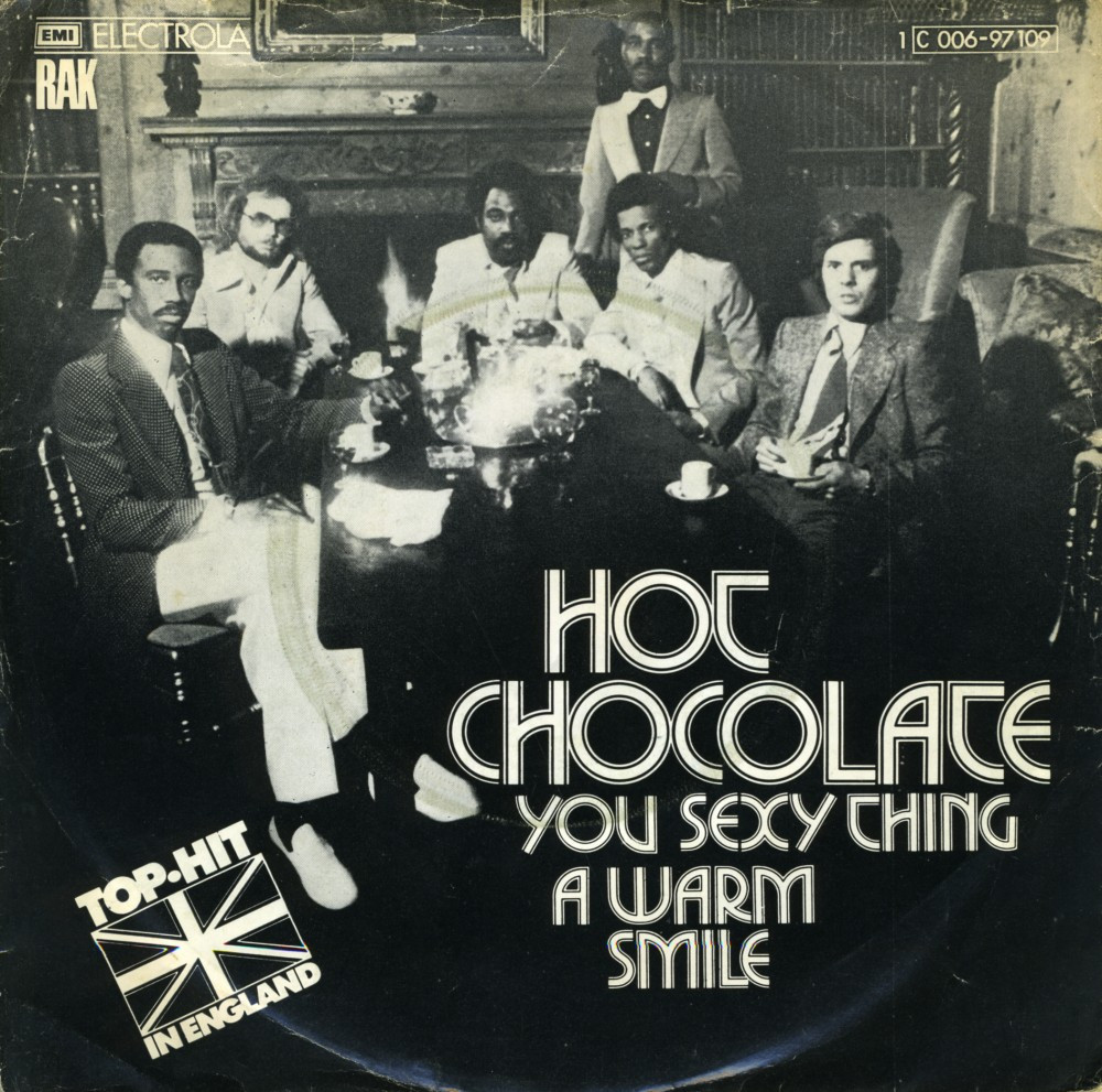 Hot Chocolate You Sexy Thing  Music on vinyl You thing Hot Chocolate
