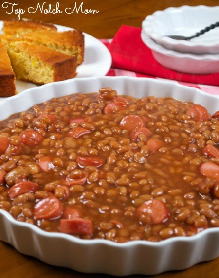 Hot Dogs And Beans  Baked Beans & Hot Dogs