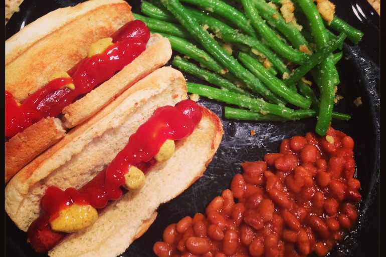 Hot Dogs And Beans  Healthy meals Archives Page 2 of 3 Because We ve Been