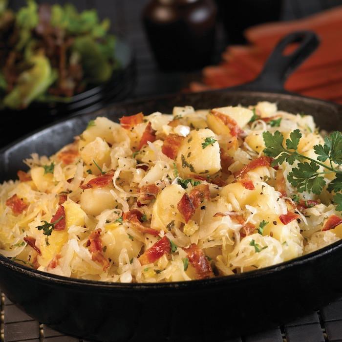 Hot German Potato Salad  Try This Hot German Potato Salad Recipe