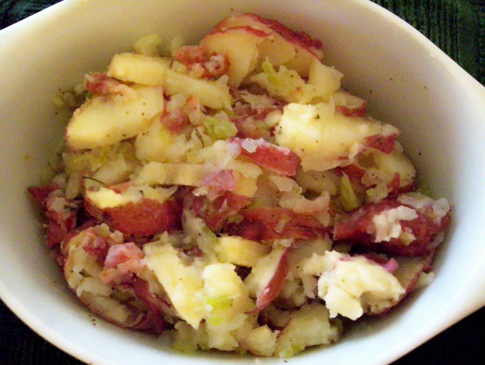Hot German Potato Salad  Food Memories 97 Hot German Potato Salad Microwave G