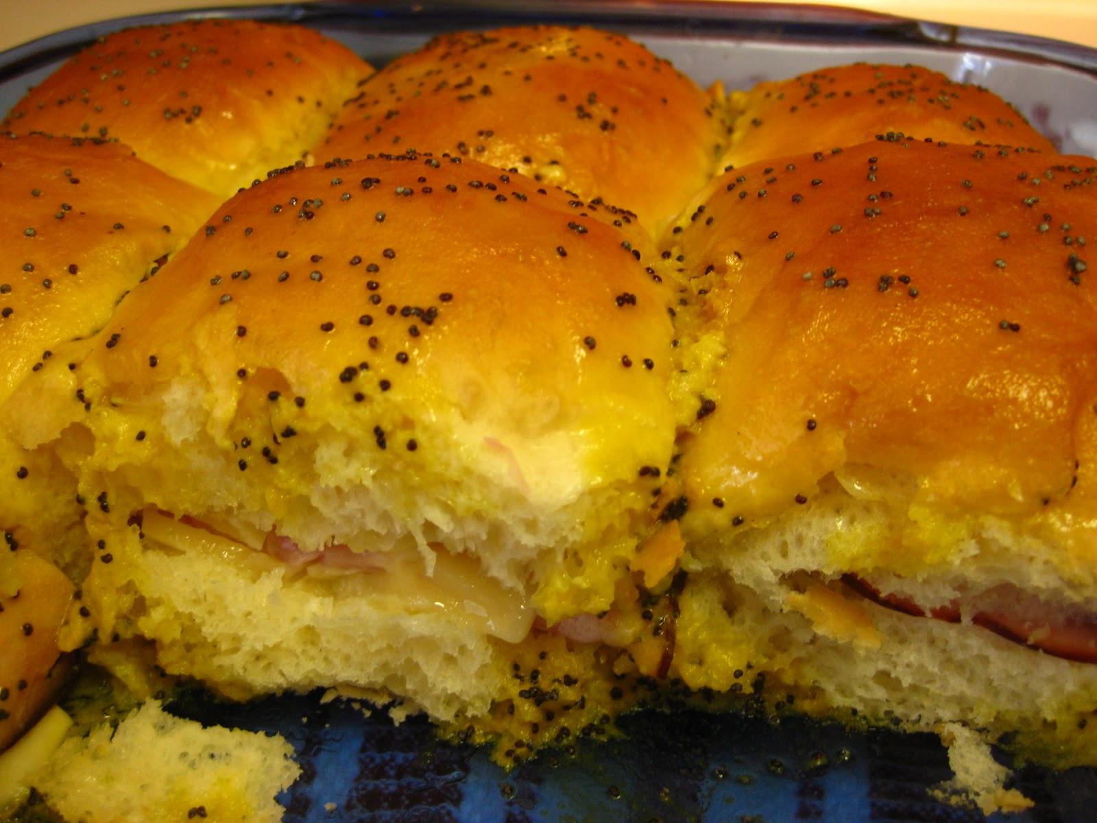 Hot Ham And Cheese Sandwiches  Anna Can Cook Hot Ham & Cheese Sandwiches