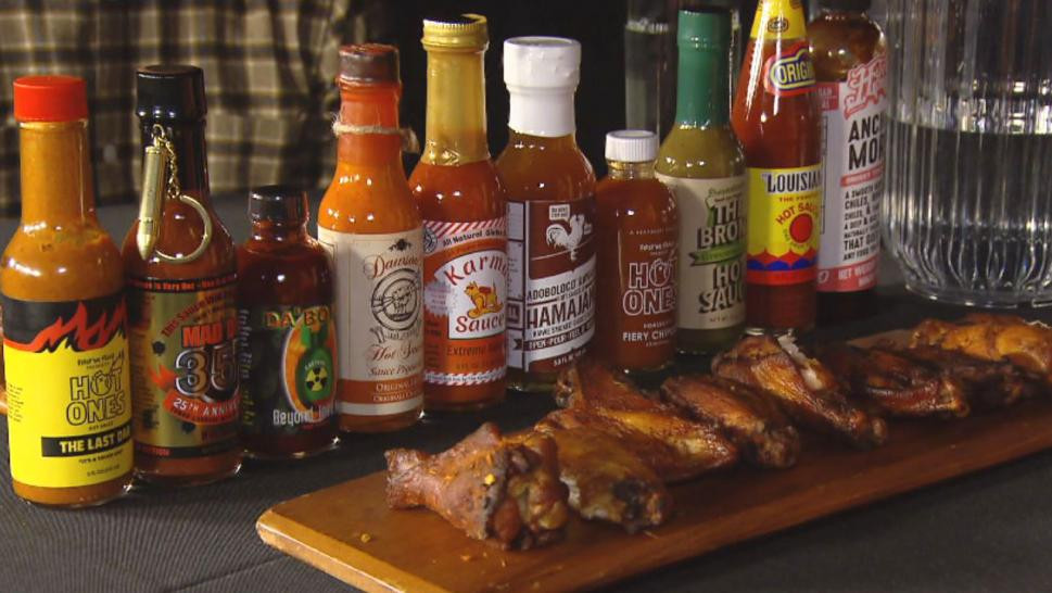 Hot Ones Hot Sauces  Inside Hot es Interview Show Features Celebs Like