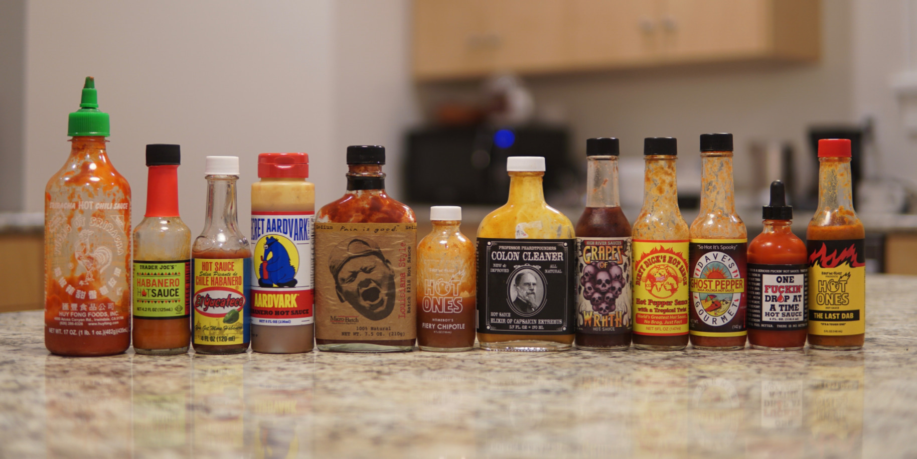 Hot Ones Sauces  How to Throw the Ultimate Hot Sauce Tasting Party