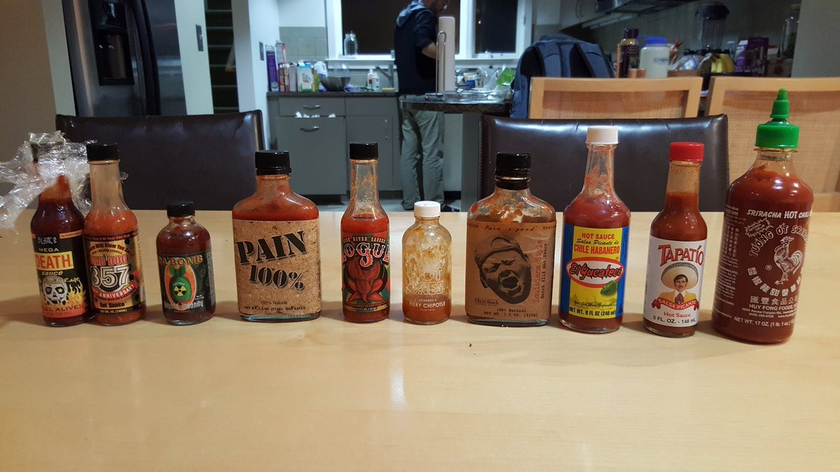 Hot Ones Sauces  Hot es Hot Sauce Lineup Which e Is Best hotsauce