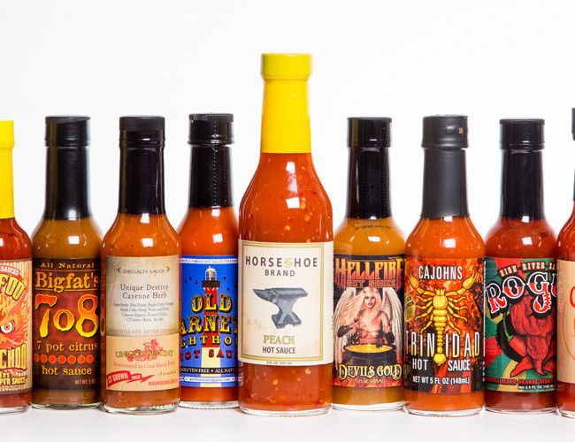 Hot Ones Sauces  The 11 Best Hot Sauces Available Today Gear Patrol