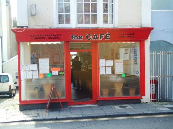 Hot Potato Cafe  Hot potato cafe Picture of Brighton Breeze Brighton