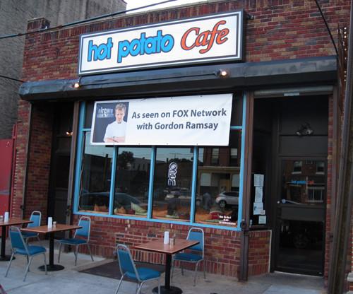 Hot Potato Cafe  Kitchen Nightmares Hot Potato Cafe CLOSED