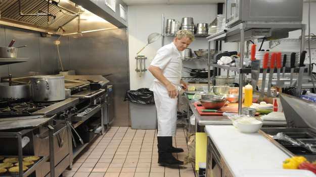 Hot Potato Cafe  Ramsay s Kitchen Nightmares USA what time is it on TV