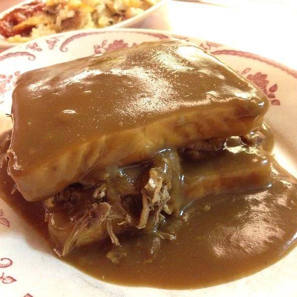 Hot Roast Beef Sandwiches  sajjad hanif Foodspotting