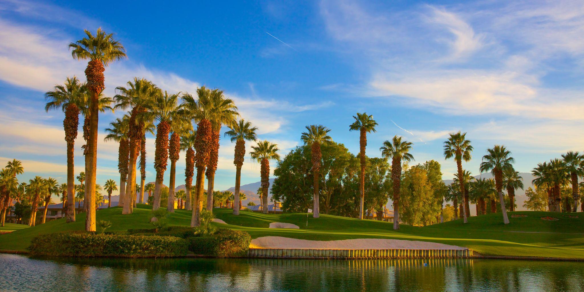 Hotels In Palm Dessert Ca  JW Marriott Desert Springs Resort & Spa in Palm Desert