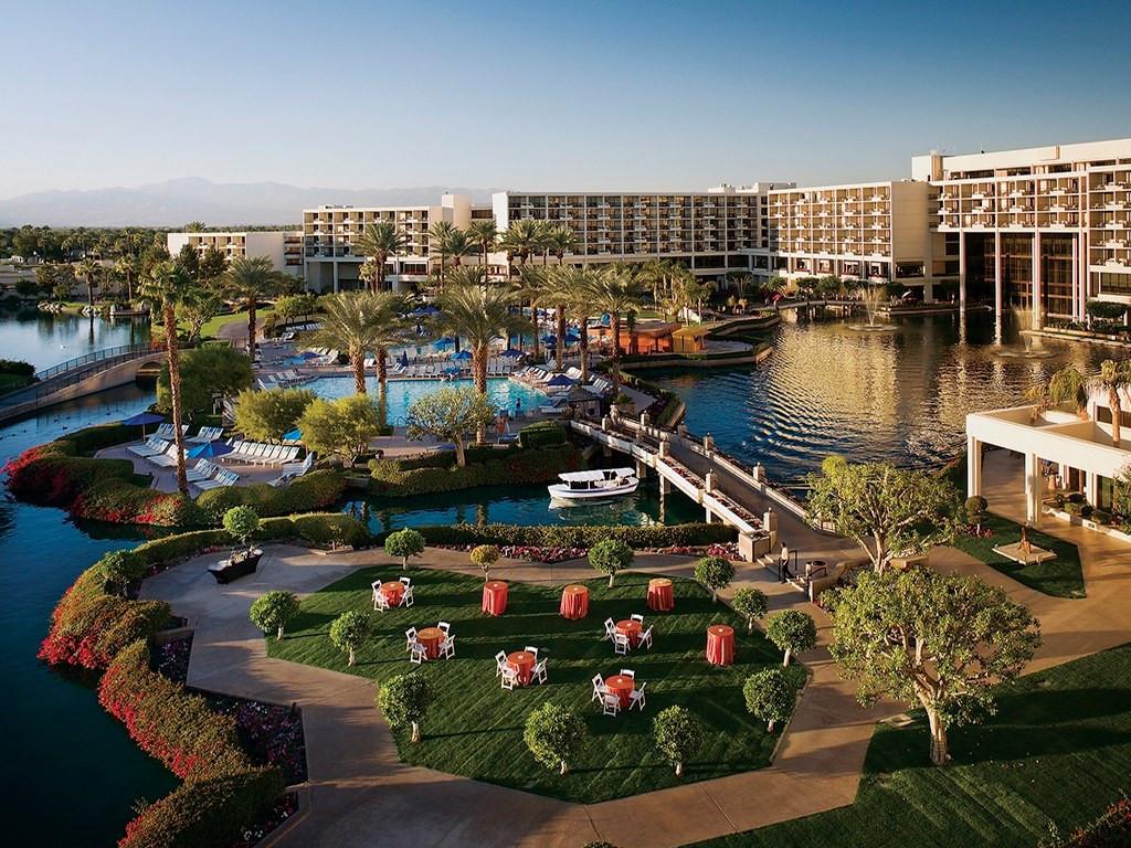 Hotels In Palm Dessert Ca  JW Marriott Desert Springs Resort & Spa Palm Desert