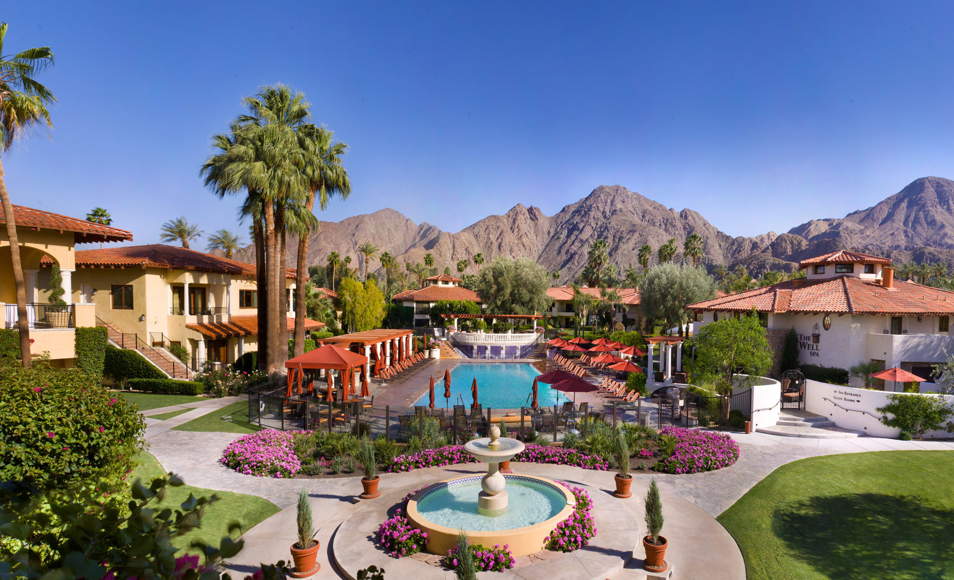 Hotels Palm Dessert Ca  Greats Resorts Palm Desert California Weather In February