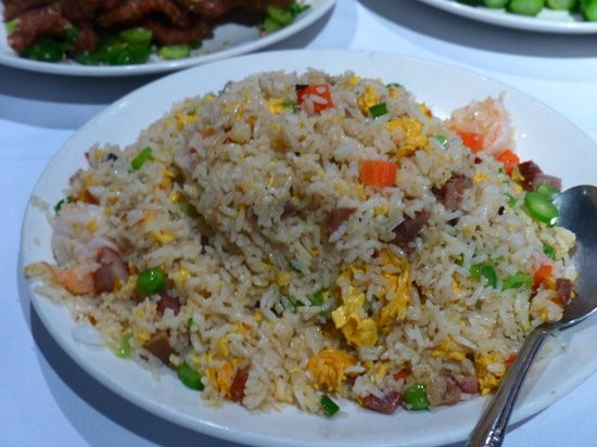 House Fried Rice  House Special Fried Rice Picture of JR Bistro Los