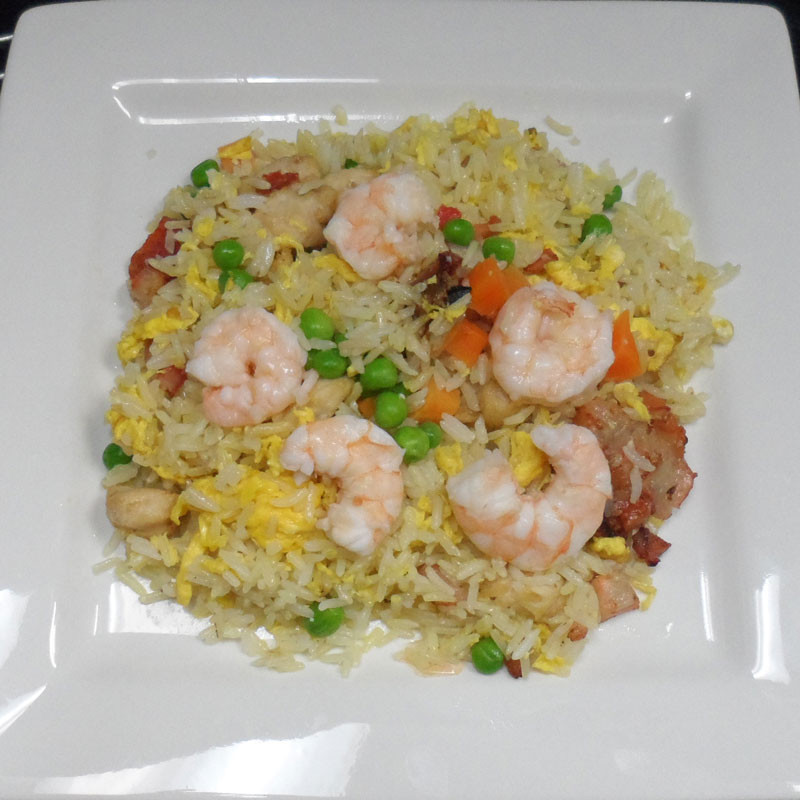 House Fried Rice  House Fried Rice Mr Chen s Chinese Kitchen