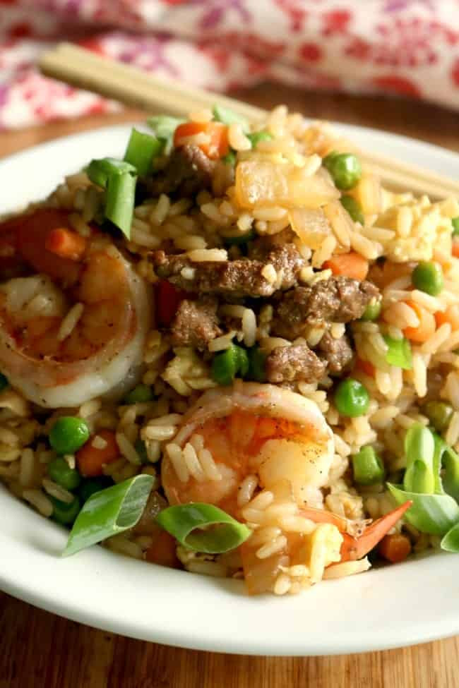 House Fried Rice  Fully Loaded House Fried Rice