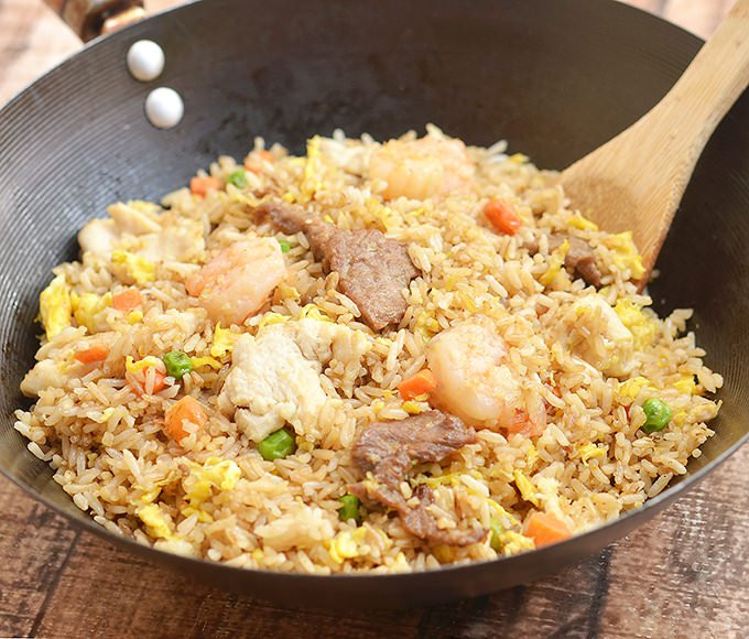 House Fried Rice  House Special Fried Rice kawaling pinoy