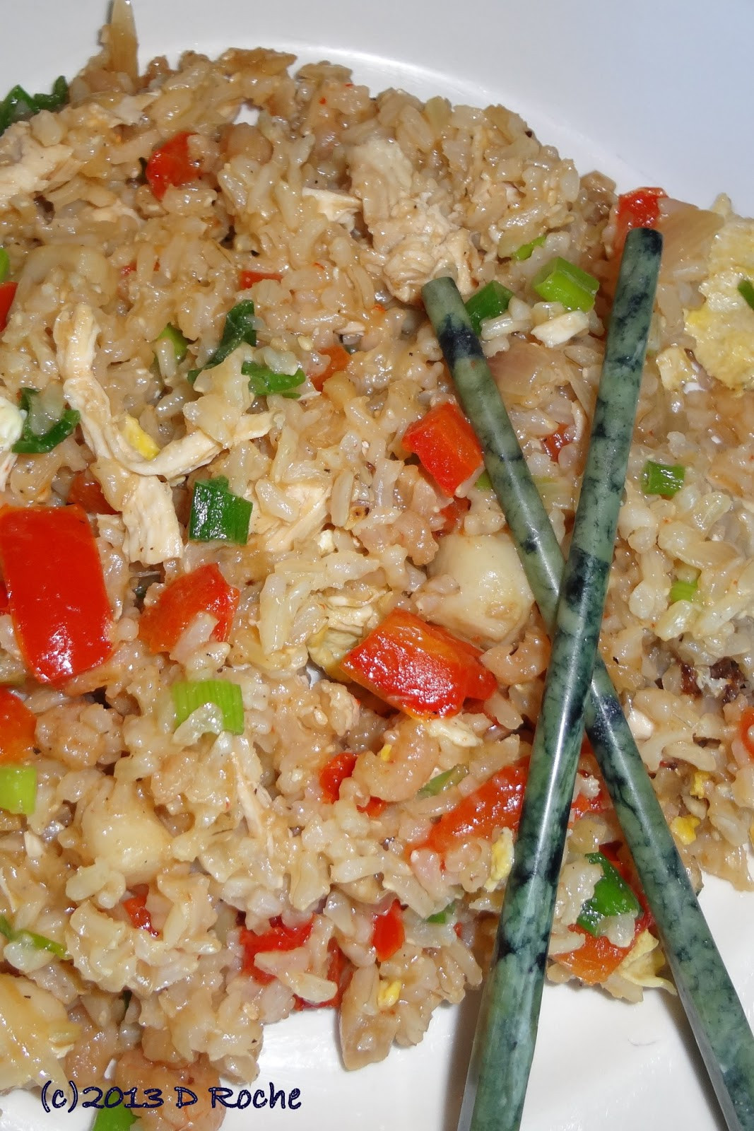 House Fried Rice  In the kitchen with Nick House Special Fried Rice