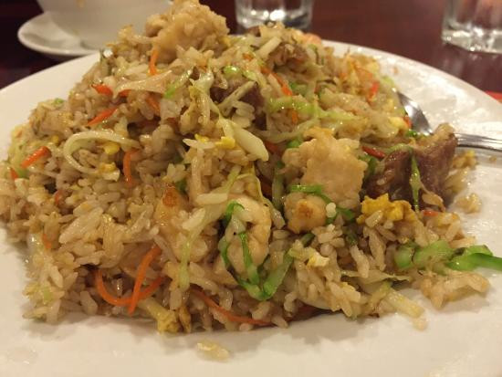 House Fried Rice  House fried rice Picture of Viet Hoa Restaurant Ocean