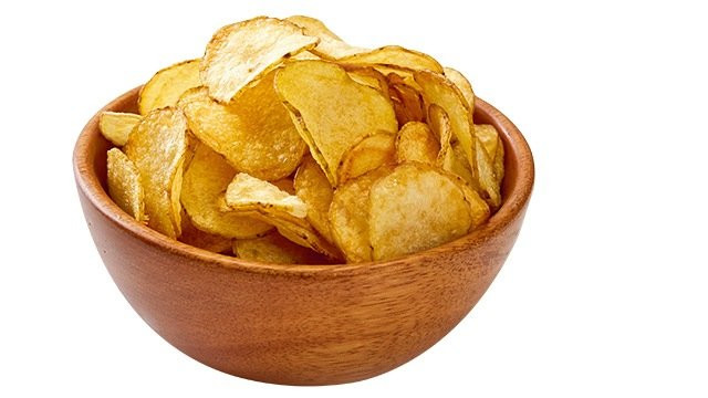 How Are Potato Chips Made  Homemade Potato Chips Recipe How to Make Potato Chips