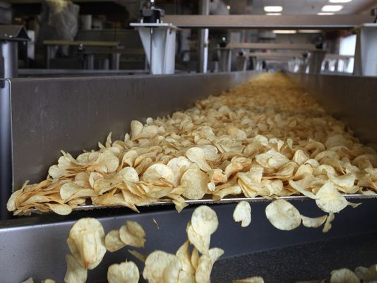How Are Potato Chips Made  Detroit s Better Made potato chips turn 85