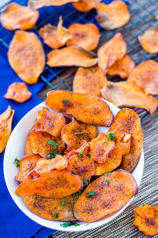 How Are Potato Chips Made  How to Make Perfect Sweet Potato Chips