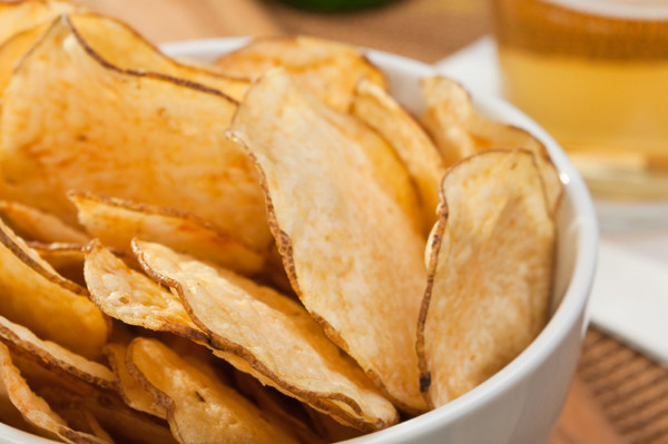 How Are Potato Chips Made  Homemade potato chips Page 2