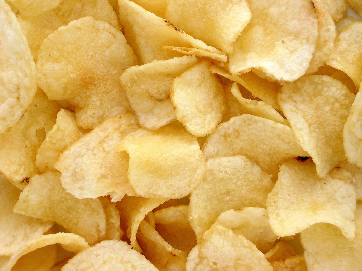 How Are Potato Chips Made  Potato chip